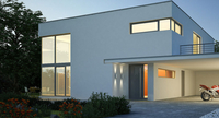 Haus-mit-GAYKO-Fenstern-aus-Aluminium