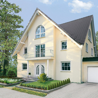 Haus mit Kunststoff-Fenstern GAYKO-FLAIR