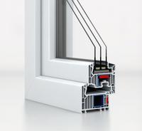 Kunststoff-Fenster GAYKO-LIFE 82 AD