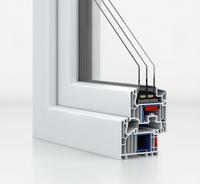 Kunststoff-Fenster GAYKO-LIFE 82 MD