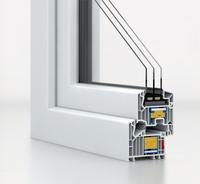 Kunststoff-Fenster GAYKO-LIFE-PASSIV 82 MD