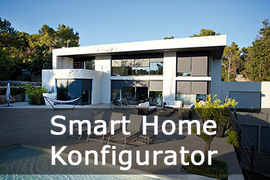 Smart Home Konfigurator starten