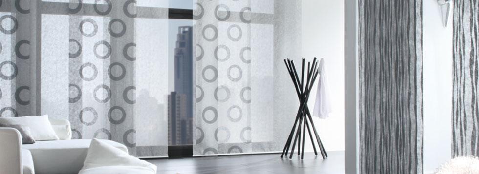 textile Flächenvorhänge von Kadeco