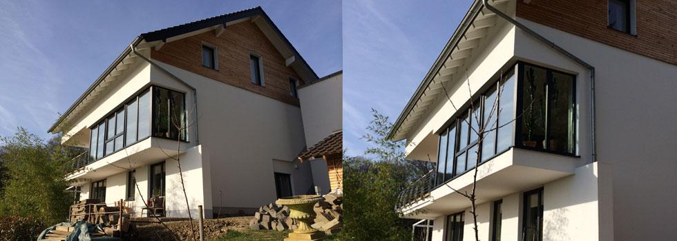 Referenzbilder Fenstereinbau