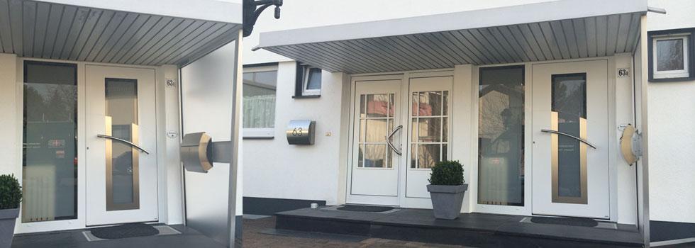 Referenzbilder Haustüreneinbau von Pickartz + Scharfenstein